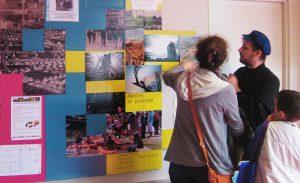 La médiathèque accueille le Club alpin français