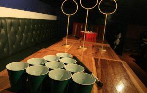 Tournoi – Quidditch pong