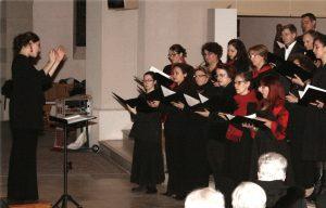 Concert – Ensemble vocal Résonances