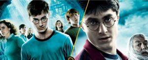 Soirée diffusion «Harry Potter» 5 & 6