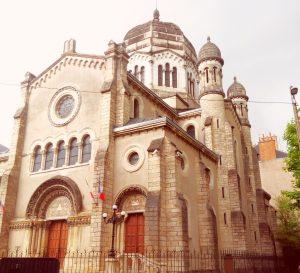 Visite de la synagogue