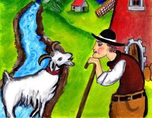 Spectacle de marionnettes – La chèvre de Monsieur Seguin