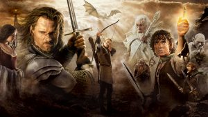 Soirée The Lord Of The Rings 3
