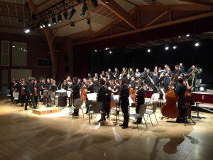 Concert de l'Orchestre Symphonique Inter-Ecoles de Musique de Côte-d'Or