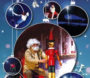 Spectacle – Pinocchio, le fabuleux Noël sur glisse