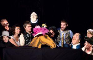 Théâtre – Un chapeau de paille d'Italie