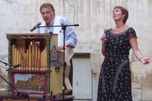 Concert – Vents d'ouest et d'ailleurs pour l'orgue de barbarie