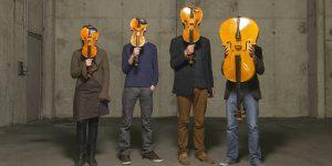 Repas-concert – Quatuor Hypérion