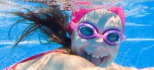 Opération j'apprends à nager à la piscine de Fontaine d'Ouche
