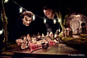 Spectacle de marionnettes – Les mange-cailloux