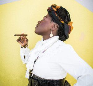 Tribu Festival 2018 – Concert : Mélissa Laveaux