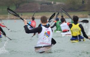 Canoë-kayak – Pagayer, c'est donner !