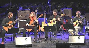 Repas-concert «Four on six»
