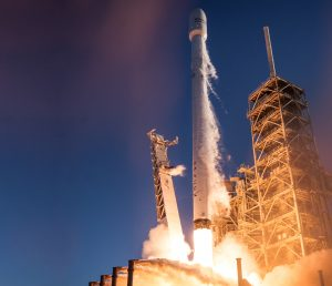Conférence «SpaceX»