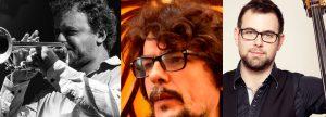 Repas-concert – «Trio third roam» Julien Bertrand, Sebastien Joulie et Michel Molines