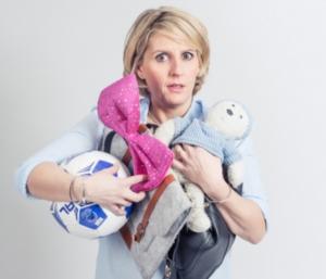 One mother show – Véronique Gallo