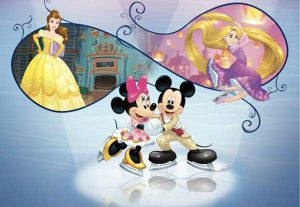 Disney sur glace – «Crois en tes rêves»