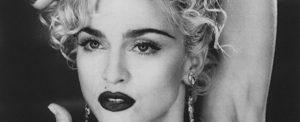 Music Story #6 – Madonna