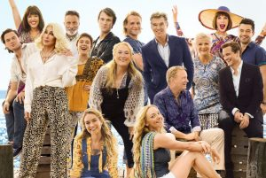 Soirée disco – « Mamma Mia – Here we go again »