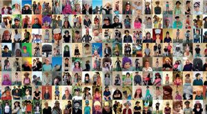 Exposition «Portraits au couvre-chef»