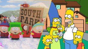Quiz : Simpson vs South Park