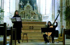 Concert-lecture «Voyage Amoureux»