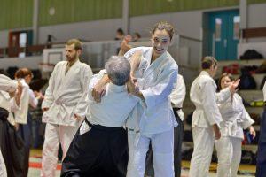 Découverte de l'aïkido traditionnel à Dijon