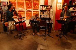 Concert Jazz'On + Réunion d'information école de musiques jazz