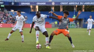 Football – DFCO vs OL