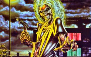 Soirée Iron Maiden