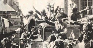 74e anniversaire de la libération de Dijon