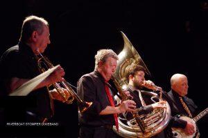 Concert dansant – Riverboat Stomper Dixieband