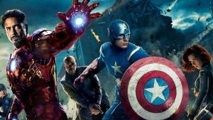 Diffusion «Avengers II»