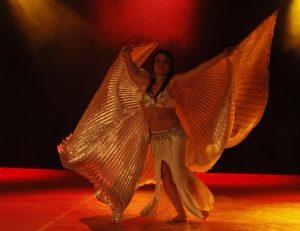 Spectacle de danse orientale – Samara