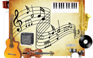 Ouges – Brocante musicale