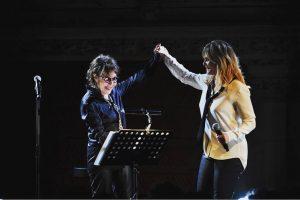 Chenôve – Lecture musicale – Dani & Emmanuelle Seigner