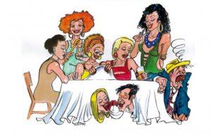 Spectacle – «Devine qui vient dîner ce soir ?»