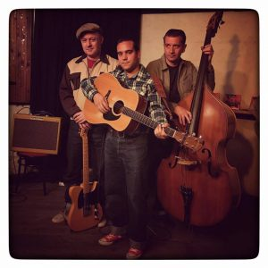 Concert rockabilly : Eddie and the Head-Starts + Justin Mast