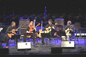Concert – Four on Six – Quatuor de guitares