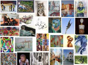 Exposition-vente «Lions-Art-Passion»