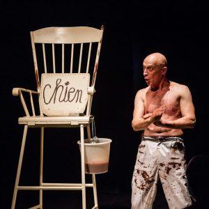 Théâtre Hors Tout / Hors Clous – «Là quand même»