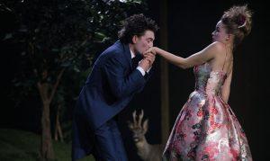 Théâtre – «Le Jeu de l'amour et du hasard»