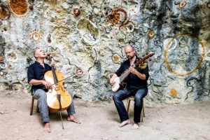 Beaune – Concert – Sarod & Cello