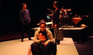 Théâtre – «Scènes de violences conjugales»