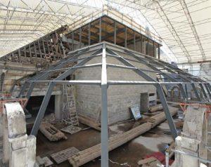 Visite exceptionnelle du chantier du Musée des Beaux-Arts