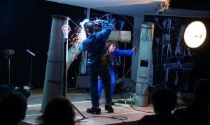 Théâtre – «Volia Panic»