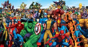 Week-end Marvel
