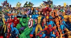 Week-end Marvel