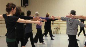 Atelier danse contemporaine – Art Danse CDCN