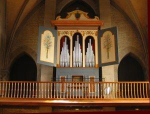 Concert orgue et cornetto
